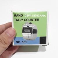 Hand Tally Counter atau Mesin Hitung Tangan No. 101