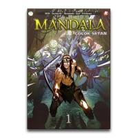 """Komik MANDALA - """"Golok Setan"""" Vol 01"""