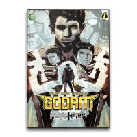 "Komik GODAM - ""Putih Hitam"" Vol.01"