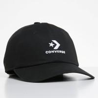 Topi Converse Lock Up Baseball Cap Unisex Original Casual Original