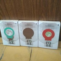 Paket Novel 1Q84 - Haruki Murakami IQ84