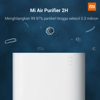 [Resmi] Xiaomi Mi Air Purifier 2H - Garansi Resmi TAM