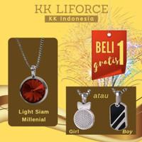 KK Liforce SALE! Buy 1 Get 1 Light Siam Milenial