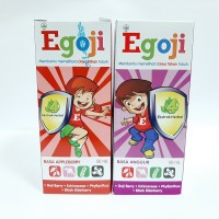 EGOJI SIRUP 50 ML