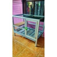 Kandang Iguana minimalis-Free ongkir Bekasi-tersedia--Kandang kucing
