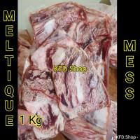 MELTIQUE MESS BEEF STEAK 1KG