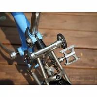 Aceoffix Brompton Extender Easy Wheel / Brompton Extension Wheel