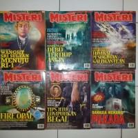 Majalah MISTERI. Tahun 2008 Dan 2015.