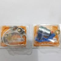 Platina Kondensor Kijang 3K / 4K / 5K / 7K / Carry / Zebra 1.0 Denso