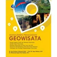 Buku Manajemen Pemasaran Geowisata