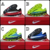 Sepatu Bola Anak Nike Mercurial Size: 34-38