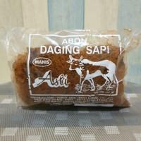 Abon Daging Sapi ASLI 100% Rasa Manis Original
