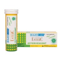 Holisticare Ester C Effervescent isi 10 Tablet - Mango