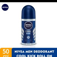 Nivea Men Deodorant Roll On Cool Kick 50ml