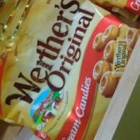 Storck Werther's Original Cream Candies - Permen Import