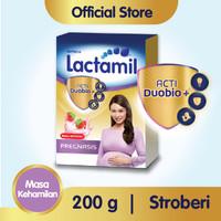 Lactamil Pregnasis Minuman Ibu Hamil Stroberi 200gr