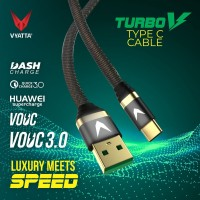 V Cable Type C - VOOC, Huawei SuperCharge, QC 3.0