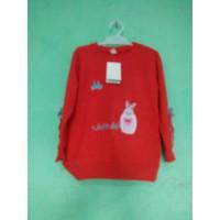 T-shirt - Kaos Anak Perempuan 3 - 4 - 5 Tahun Lengan panjang