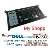 Baterai Batre Laptop Dell Inspiron 14 7460 14 7000 P74G P74G001