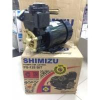 Pompa Air Shimizu Ps - 128 bit Non otomatis
