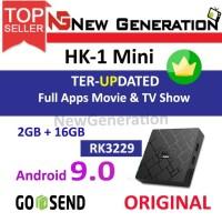 HK1 Mini Android TV Box 2GB 16GB Android 9 setingkat X96 Mini TX3 Mini