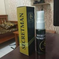 oil secretman