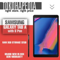 """Samsung Galaxy Tab A 8"""" 2019 With S Pen - 3GB / 32GB - Garansi SEIN"""