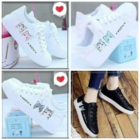 Sepatu Kets Sneakers Anak Laki Perempuan Meow Sepatu Meow Anak Cwe Cwo