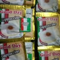 Kopi Good Day Cappucino Satu Saset