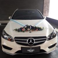 Bisa DP-Velvet Car Rental - Mercedes Benz E300