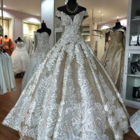 Bisa DP-House of Louis - Gown Wedding