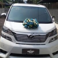 Bisa DP-Velvet Car Rental - Vellfire (2011&2013)