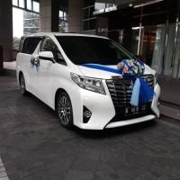 Bisa DP-Velvet Car Rental - Alphard Transformer G