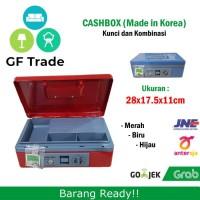Cash Box B-022 / Cashbox / Brankas / Safety Box Kotak Uang (KOREA)