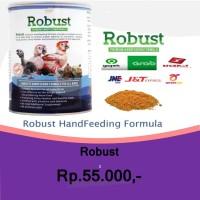 ROBUST HANDFEEDING FORMULA ( MAKANAN / PAKAN OLAHAN ) 250Gr