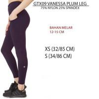 Legging Wanita Gottex 09 Vanessa Plum