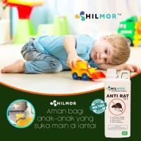 Racun Tikus Terlaris Cairan Hilmor Anti Rat Repellent 900 ml
