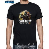 Kaos Call Of Duty - Call Of Duty Black OPS II - By Crion