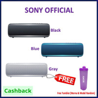 Sony SRS-XB22 Extra Bass Portable Bluetooth Speaker SRS XB 22 SRSXB22