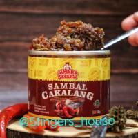 Sambal Selera Jawara Sambal Pedas Spicy Traditional Sambal Culinary - Cakalang