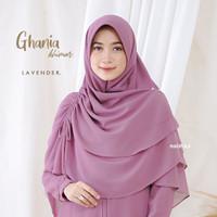 Ghania Khimar Syari Muslimah - Naisha