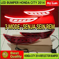 LAMPU LED BUMPER HONDA CITY 2014-2018
