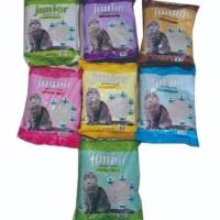 PROMO GOJEK pasir kucing junior 25liter paket 3 karung