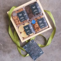 Fancy Jar Package/ Kue Kering Lebaran / Hampers Nastar