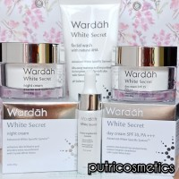 Wardah Paket White Secret 4 produk