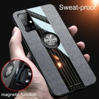 Case SAMSUNG A71 SOFTCASE IRING BORDERLEES Back Cover