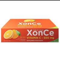 XON C Vitamin C Tablet Box 50'S