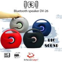 Speaker Bluetooth portable DV26 Speaker tenteng mp3