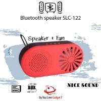 SPEAKER BLUETOOTH KIPAS SLC-122 SPEAKER PORTABLE