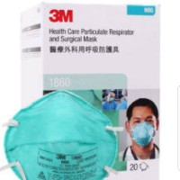 Masker N95 1860 3M Antivirus Corona